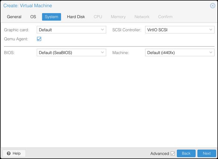 在Proxmox VE上安装与配置Rocky Linux 8.3 RC1